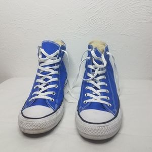 Converse Chuck Taylor All Star Blue High Top Shoes